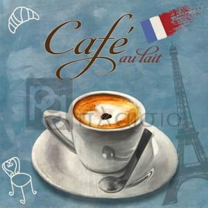 Skip Teller - Café au lait