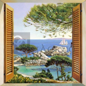 Andrea Del Missier - Finestra sul Mediterraneo