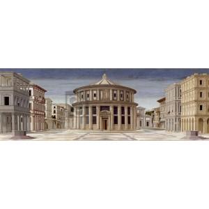Piero Della Francesca - La città ideale (detail)