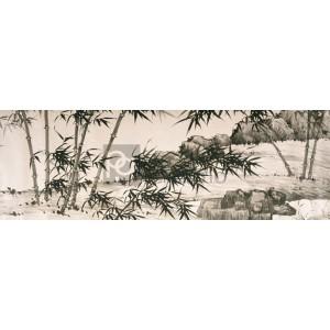 Xia Chang - Bamboo under Spring Rain