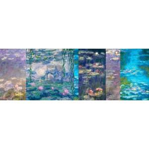 Claude Monet - Monet Deco - Waterlilies I