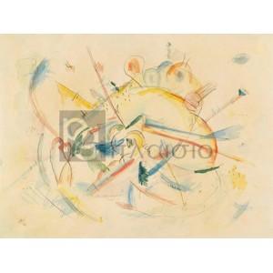 Wassily Kandinsky - Senza titolo