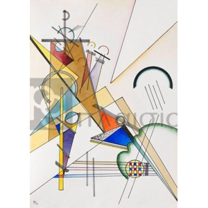 Wassily Kandinsky - Gewebe