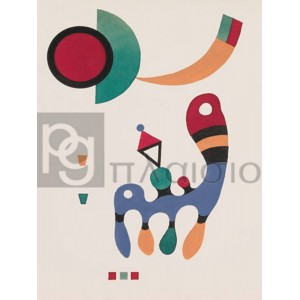 Wassily Kandinsky - 11 tableux et 7 poèmes
