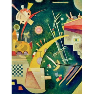 Wassily Kandinsky - Hornform