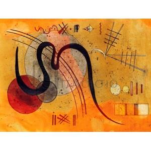 Wassily Kandinsky - Launelinie