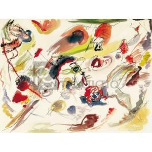 Wassily Kandinsky - Sans titre