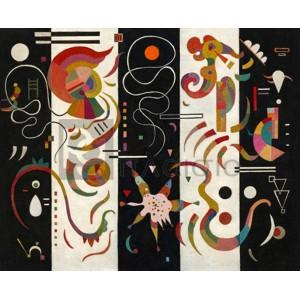Wassily Kandinsky - Striped (Rayé)