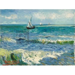 Vincent Van Gogh - Les Saintes-Maries-de-la-Mer