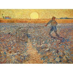 Vincent Van Gogh - The Sower