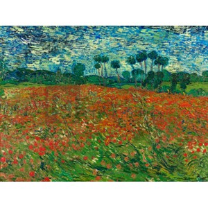Vincent Van Gogh - Poppy field