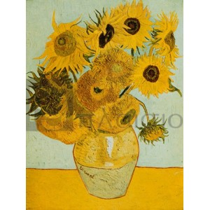 Vincent Van Gogh - Sunflowers
