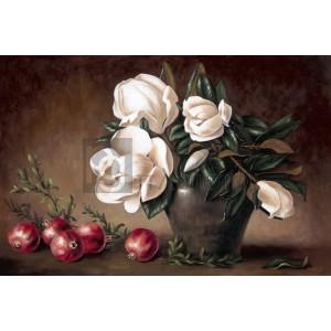 Michael K. - Magnolia - Pomegranates