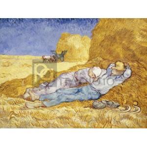 Vincent Van Gogh - Noon: Rest