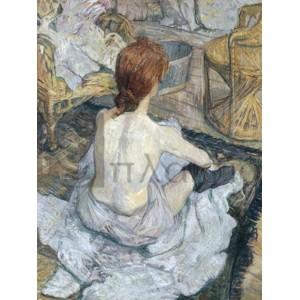 Henri Toulouse-Lautrec - Rousse