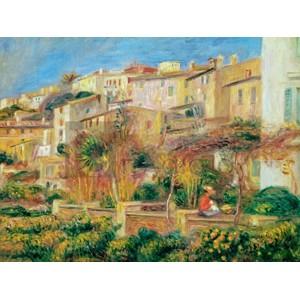 Renoir Pierre Auguste - Terrace a Cagnes sur Mer