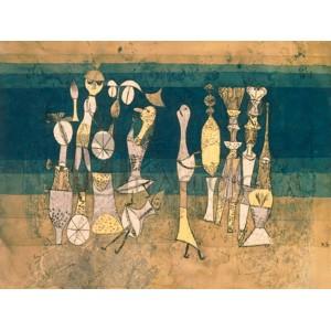 Paul Klee - Comedy