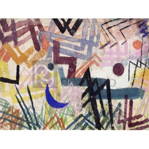 Paul Klee - The Power of Play in a Lech Landscape