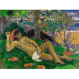 Paul Gauguin - Te arii vahine (The Kings Wife)