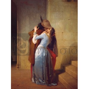 Hayez Francesco - The Kiss