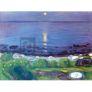 Edvard Munch - Seascape