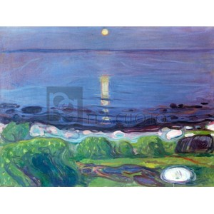 Edvard Munch - Seascape