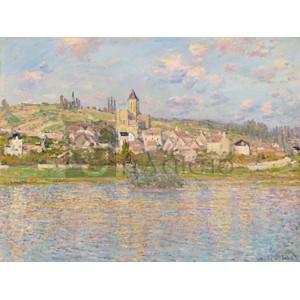 Claude Monet - Vétheuil