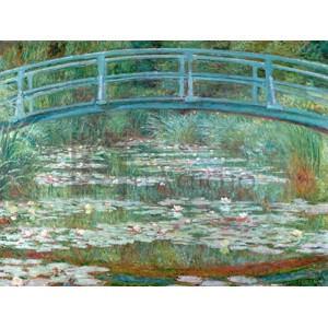 Claude Monet - Water Lily Pool