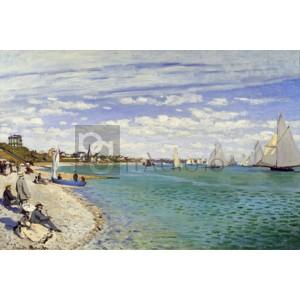 Claude Monet - Régate a Sainte Adresse