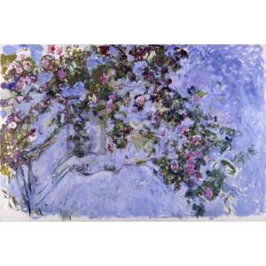 Claude Monet - Les roses