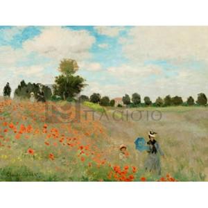 Claude Monet - Coquelicots