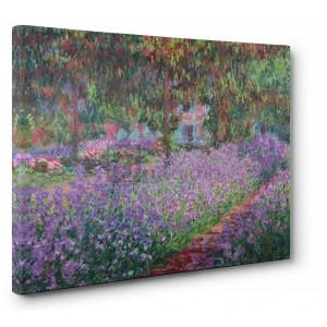Claude Monet - The Artist's Garden at Giverny