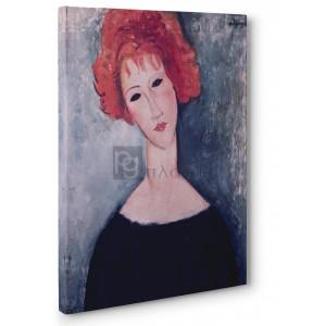 Modigliani Amedeo Clemente - Red Head