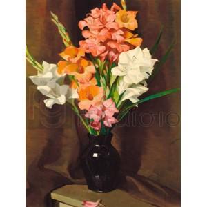 William Herbert Dunton - Vaso di fiori