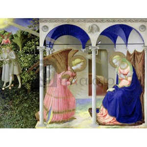 Beato Angelico - The Annunciation