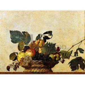 Caravaggio - Canestra di frutta