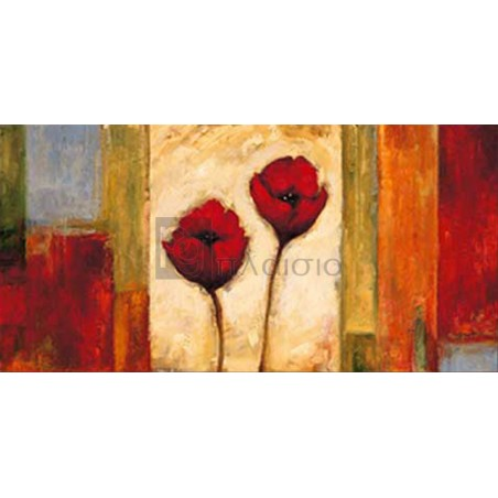 Brian Francis - Poppies in Rythm II