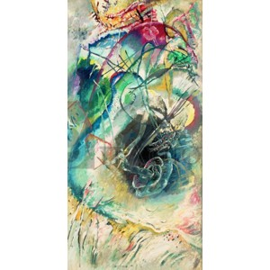 Wassily Kandinsky - Improvisation sans titre