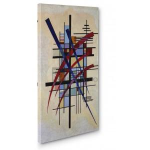 Wassily Kandinsky - Zeichen mit Begleitung