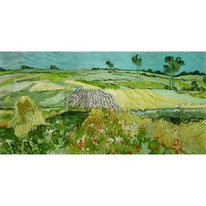 Vincent Van Gogh - La plaine d'Auvers