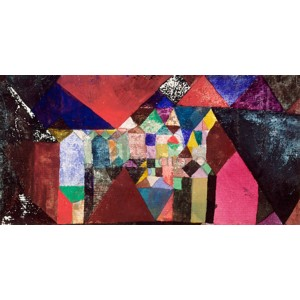 Paul Klee - Municipal Jewel