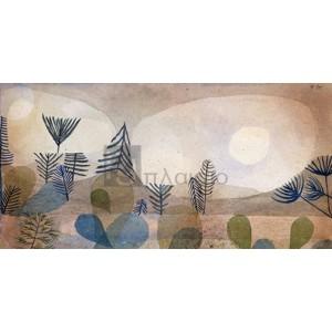 Paul Klee - Oceanic Landscape