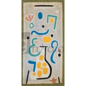 Paul Klee - Die Vase