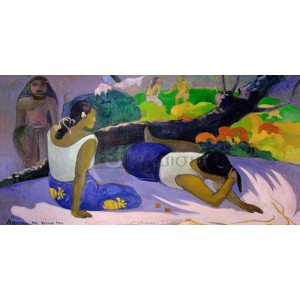 Paul Gauguin - Arearea no vareua ino