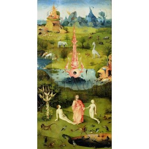 Hieronymus Bosch - The Garden of Earthly Delights I