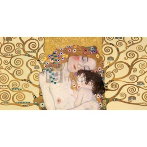 Gustav Klimt - Klimt Patterns - Motherhood I