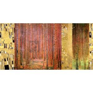 Gustav Klimt - Klimt Patterns - Forest II