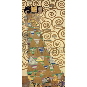 Gustav Klimt - The Tree of Life I