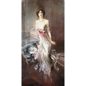 Giovanni Boldini - Madame Eugène Doyen