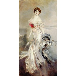 Giovanni Boldini - Madame Marthe Régnier